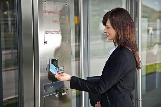 Ключ-карты для офисных зданий